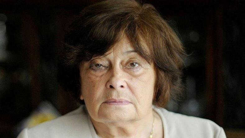 Matka Kaczyńskich nie chce 250 tys. za śmierć syna
