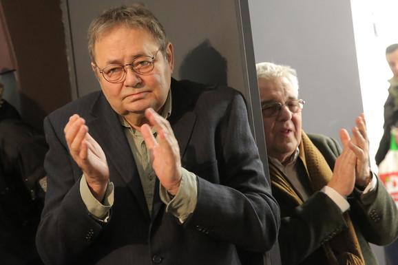 Srđan - Điđa Karanović i Branko Cvejić