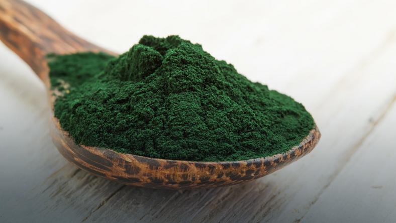 Algi - zdrowie w proszku