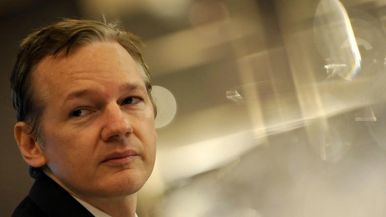 Twórca Wikileaks zostaje w areszcie