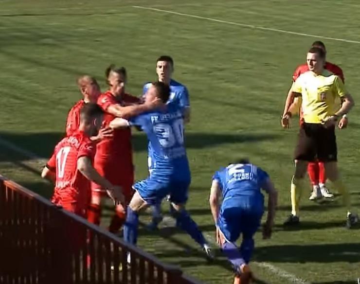 FK Budućnost, FK Metalac
