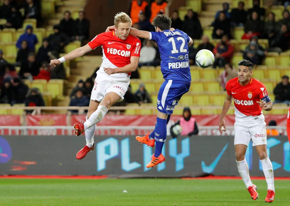 Ligue 1 - AS Monaco vs Troyes