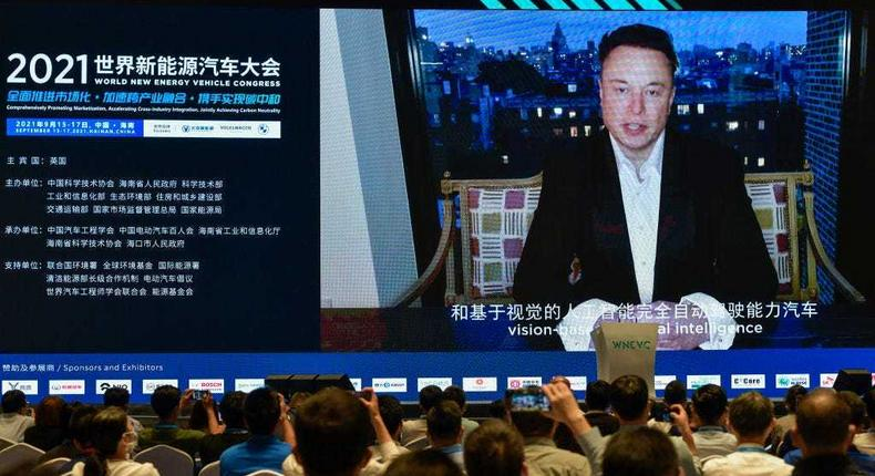 China is one of the most lucrative markets for Tesla.
