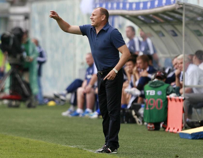 Czeryszew świetnie zna Krychowiaka, bo razem pracowali w Sevilli. Rosjanin był tam asystentem trenera Unaia Emery'ego (48 l.), a Polak czołowym zawodnikiem.