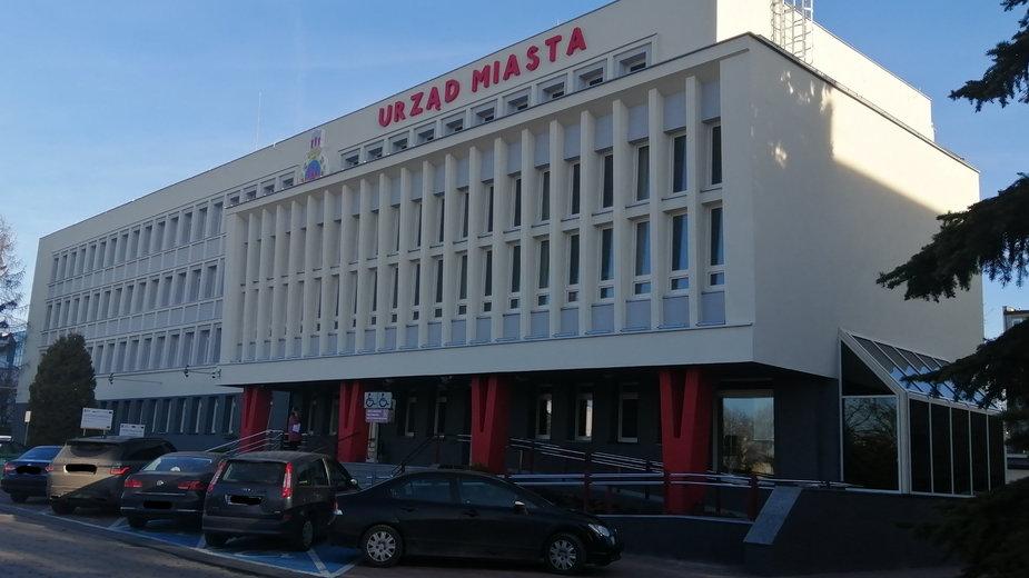 Urząd Miasta w Radomsku