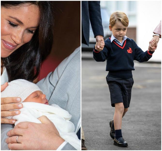 Konačno se zna ime sina Megan Markl i princa Harija