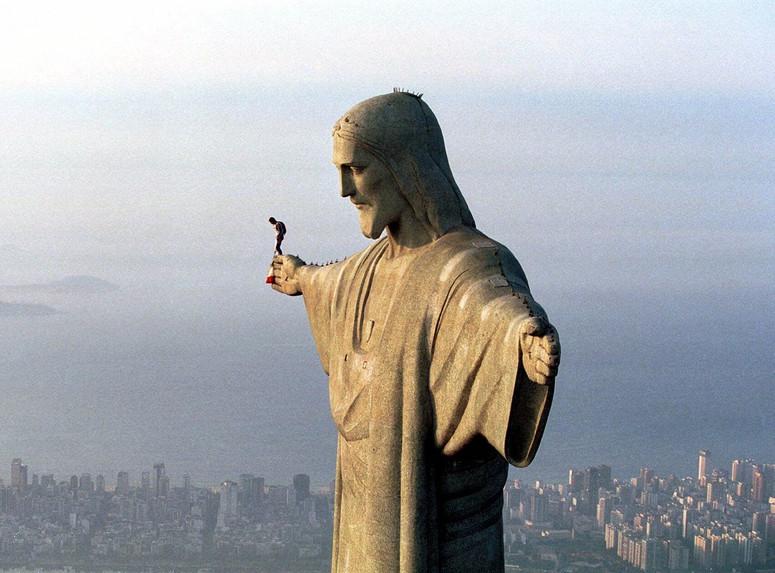 Największy Chrystus Na świecie W Polskim Mieście