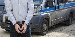 Areszt za wymuszanie ochrony