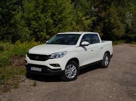 SsangYong Musso – to naprawdę dobry samochód | TEST