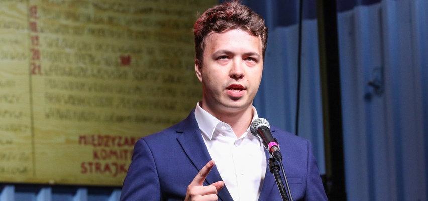 Protasiewicz udzielił wywiadu białoruskiej telewizji. Skrytykował Polskę
