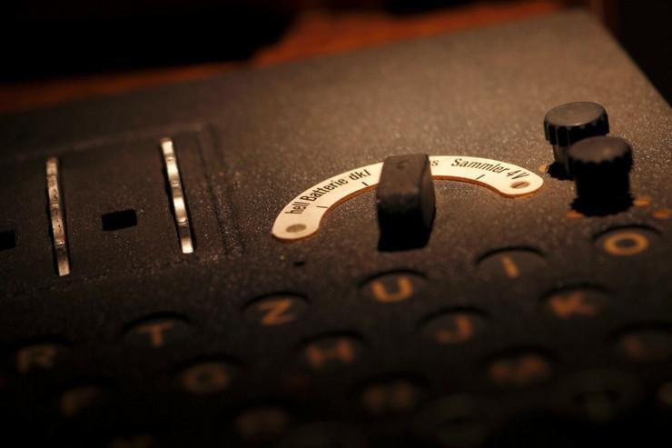 mašina za dešifrovanje