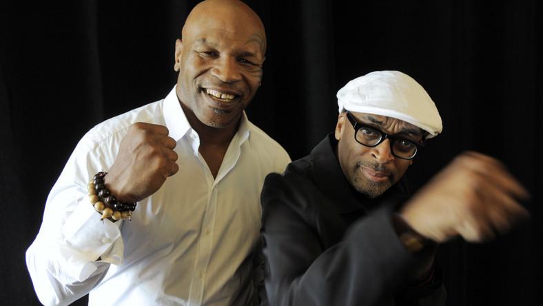 Spike Lee i Mike Tyson