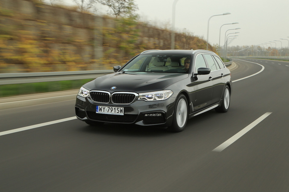 BMW 530d xDrive Touring
