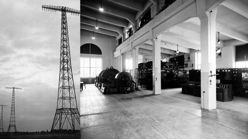 Transatlantycka Radiotelegraficzna Stacja Nadawcza Babice