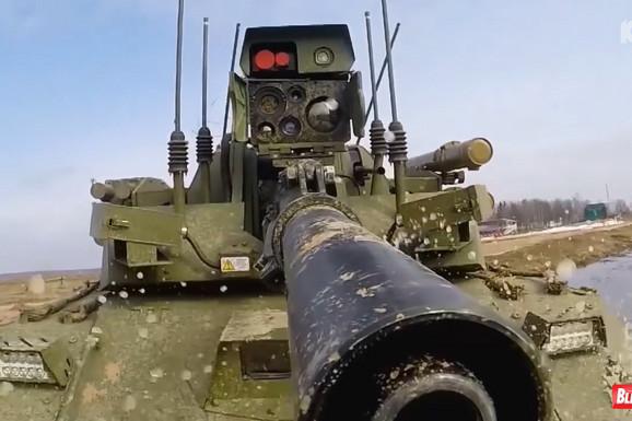 """Putinov smrtonosni """"DEBELJKO"""" seje strah: Ovo je ruski UBICA TENKOVA (VIDEO)"""