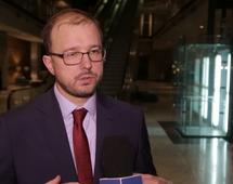 Piotr Dardziński, podsekretarz stanu w Ministerstwa Nauki i Szkolnictwa Wyższego