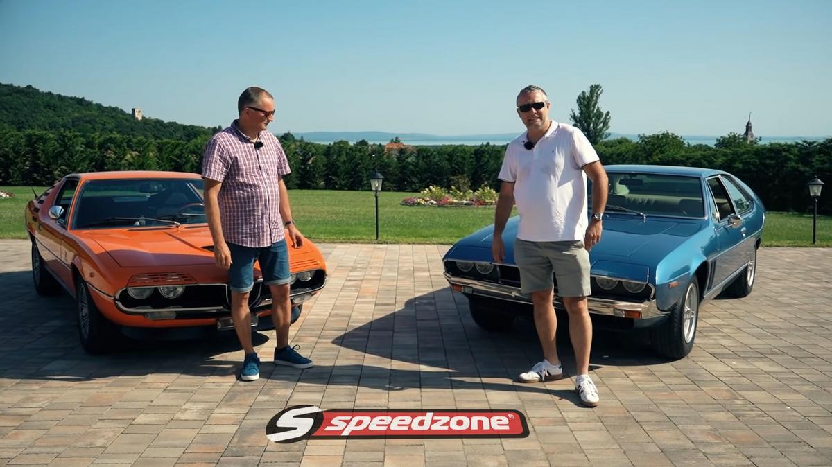 SpeedZone - tudja, milyen autó az Iso Lele?