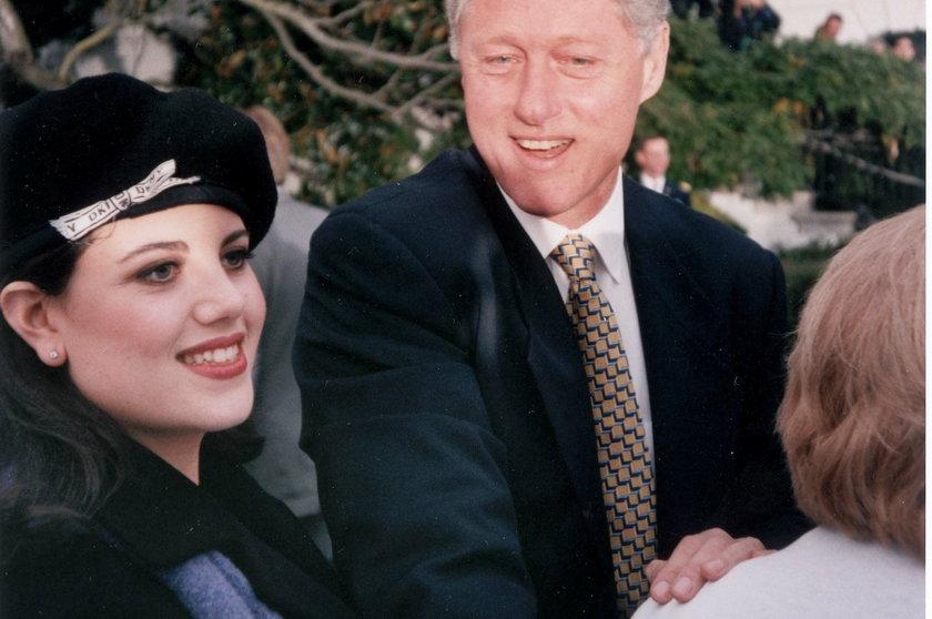 Clinton i Lewinsky