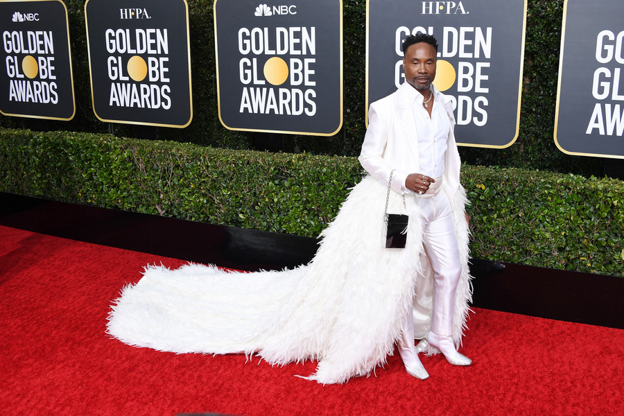 Billy Porter / Daniele Venturelli / Getty Images