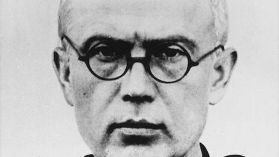 Maksymilian Kolbe w 1939 roku - domena publiczna