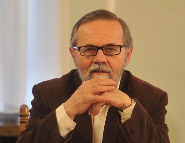 Ryszard Bugaj ekonomista, profesor nadzwyczajny Instytutu Nauk Ekonomicznych PAN