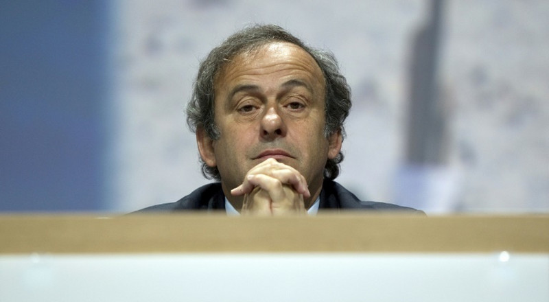 UEFA president says Platini could perform 'any role' after return