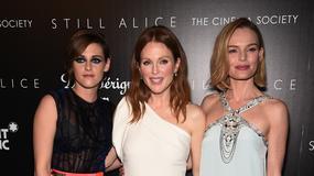 """Kristen Stewart i Julianne Moore na uroczystej premierze """"Still Alice"""""""