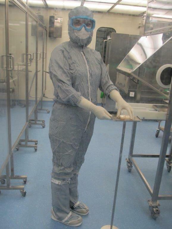 Sterilna proizvodnja