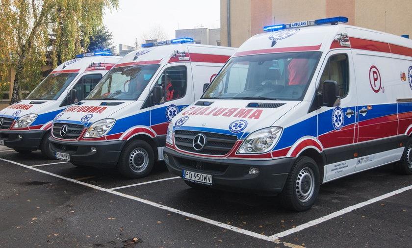 Strajk ratowników medycznych. Karetki nie będą jeździć?