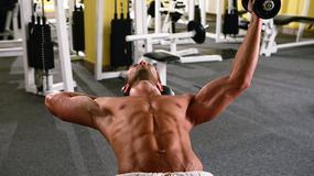 Drop-set, czyli szybka technika budowania mięśni