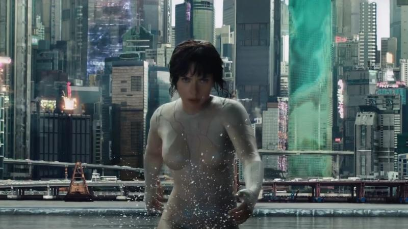 """Ghost in the Shell"": kadr ze zwiastuna"