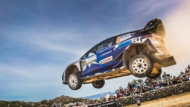 Rally Italia Sardegna 2017 - Ott Tänak