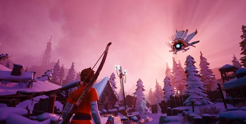 Darwin Project - nowa gra battle royale przechodzi na model free-to-play