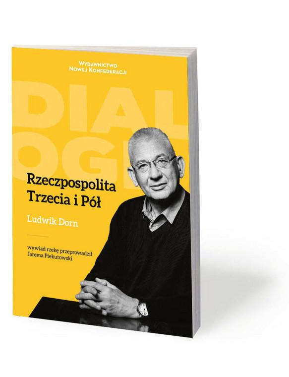 """Fragment pochodzi z książki """"Rzeczpospolita Trzecia i Pół"""", nad którą DGP objął patronat."""