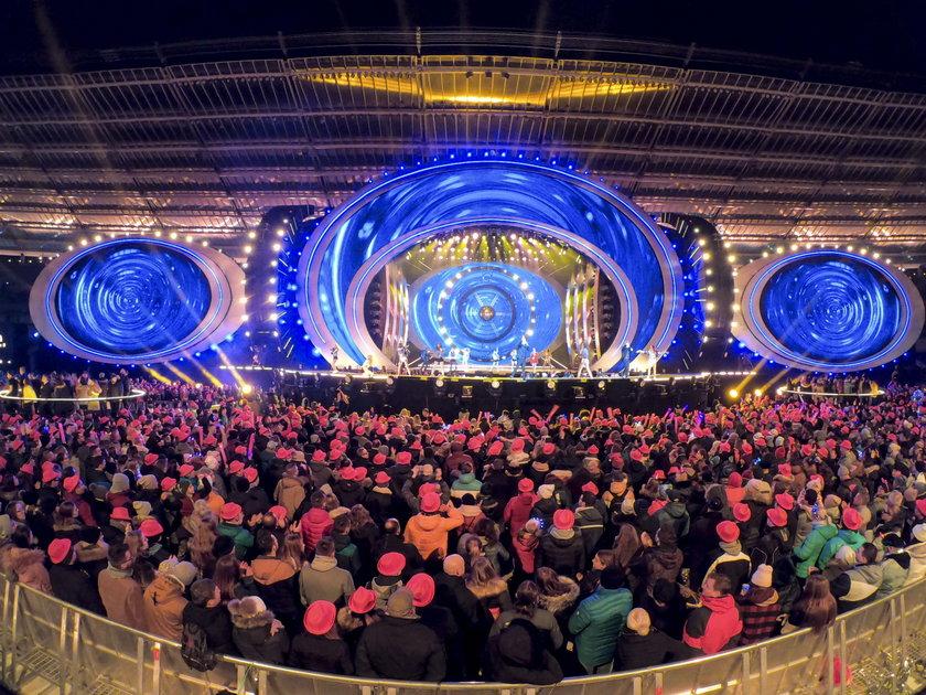 Sylwestrowa Moc Przebojówv 2019/2020 na Stadionie Śląskim