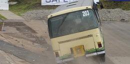 Uwaga kierowcy! Te barierki są niebezpieczne!