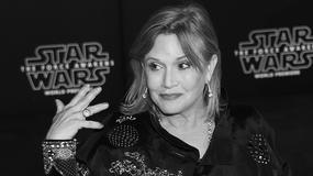 Niezapomniana księżniczka Leia. Nie żyje Carrie Fisher
