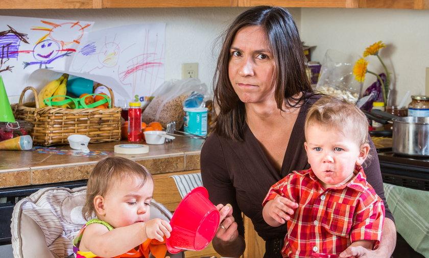 Posiadanie kilkorga dzieci może zrujnować zdrowie kobiety
