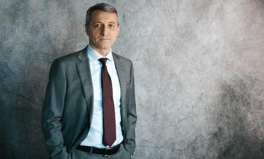 Artur Łakomiec – prezes Gemini Polska