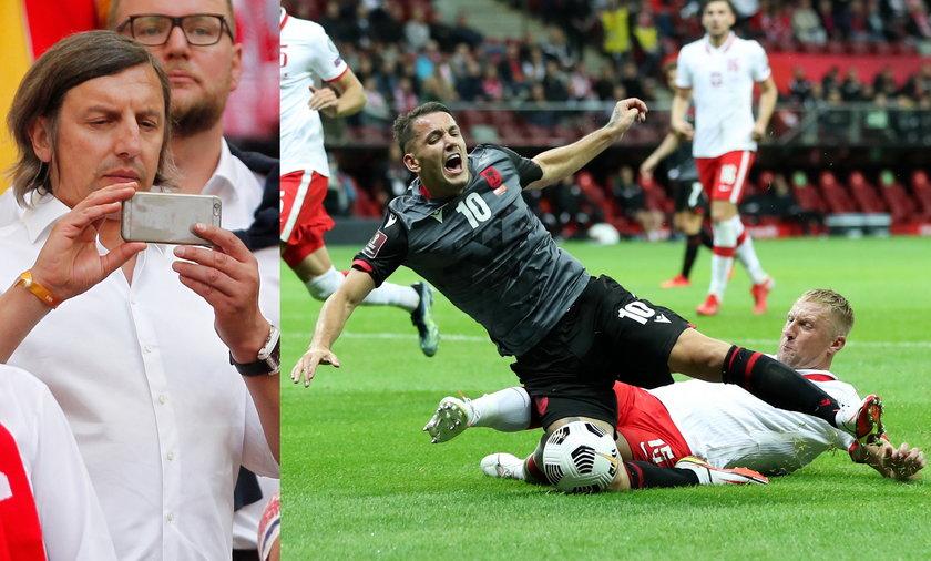 Jacek Bąk ostrzega naszych piłkarzy przed meczem z Albanią