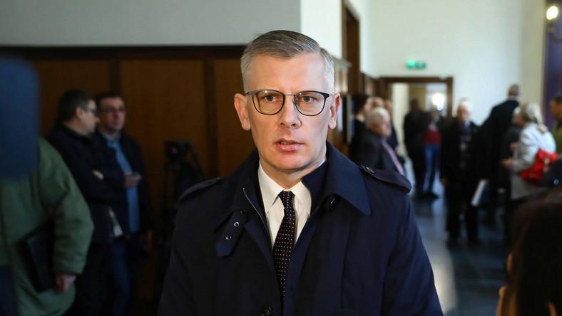 Sławomir Cenckiewicz PAP/Rafał Guz