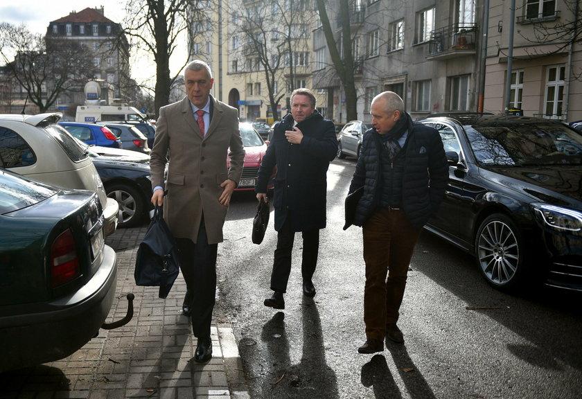 Taśmy Kaczyńskiego. Roman Giertych chce zmiany prokuratora