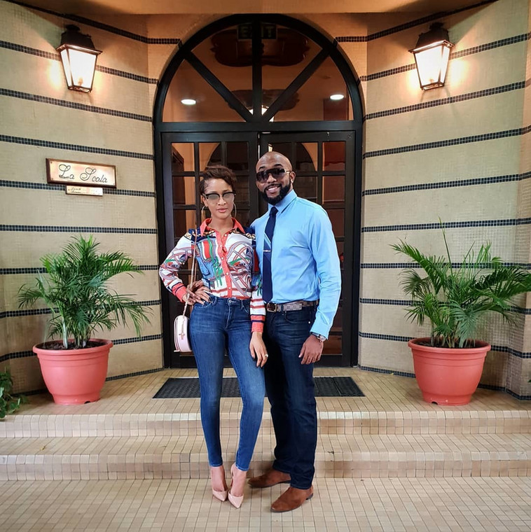 Banky W and Adesua Etomi have both become one of the most successful and respected celebrity couples in the country. [Instagram/BankyWellington]