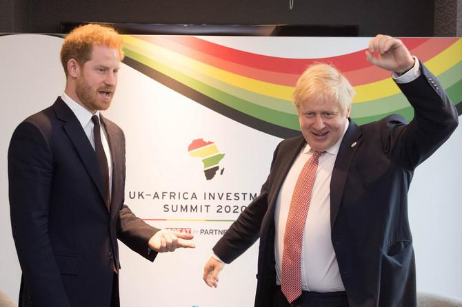 Hari danas sa Borisom Džonsonom