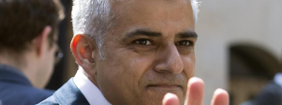 London Elects Sadiq Khan As First Muslim Mayor
