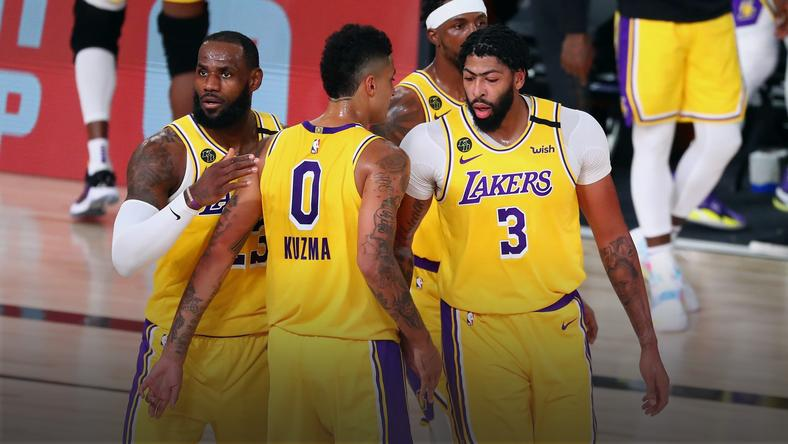 Los Angeles Lakers 2019/2020