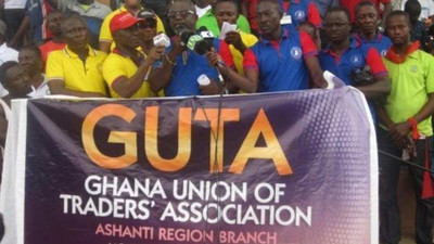 Ghana Union of Traders Association gives government final ultimatum to enforce laws on retail trade