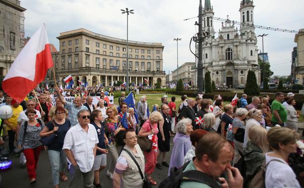 """31 sierpnia w Gdańsku 37. rocznicę Sierpnia'80 świętować będą w podobnym czasie NSZZ """"Solidarność"""" i Komitet Obrony Demokracji."""