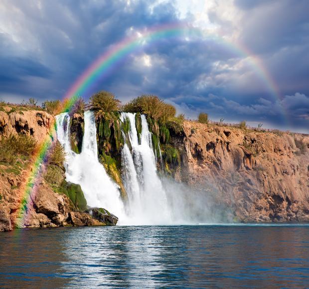 Wodospady Duden