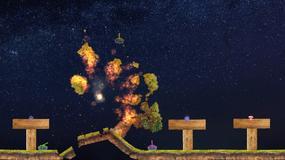 Jelly in the Sky, czyli Scorched Earth, wykonane w dzisiejszej technologii